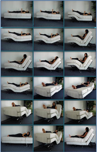 Phoenix electric adjustable bed motorized frame most comfortable quality highest best quality